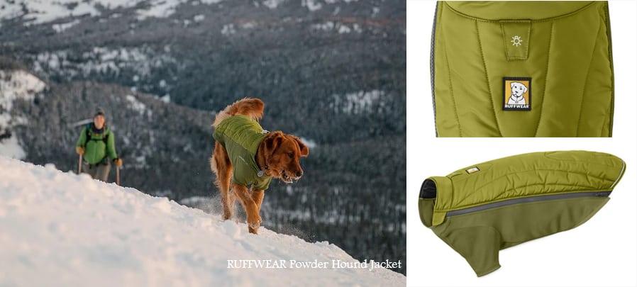 Ruffwear Powder Hound Jacket