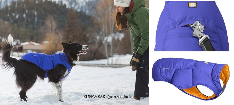 Ruffwear Quinzee Jacket